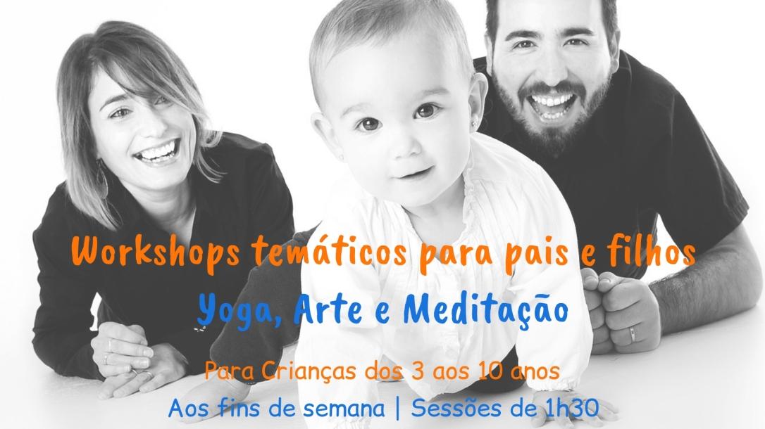 workshops yoga kids & family